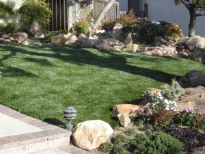 Water Savings with Artificial Turf