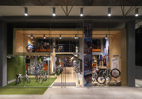 dezeen_Cyclist-Shop-by-React-Architects-7