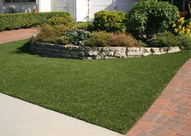 artificial turf for your front yard